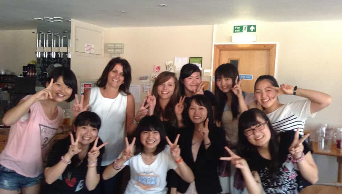 Professional English courses for native Japanese speakers