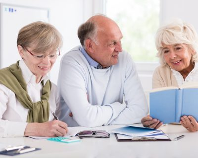 English Language Course for Seniors (55+)