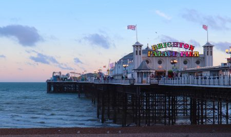 Guide To Learning English in England: Learn English in Brighton