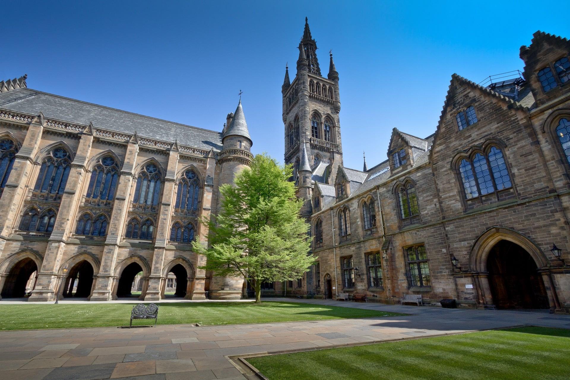 Learn English in Scotland-Universities In Scotland