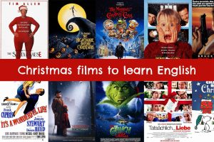 Christmas films to learn English