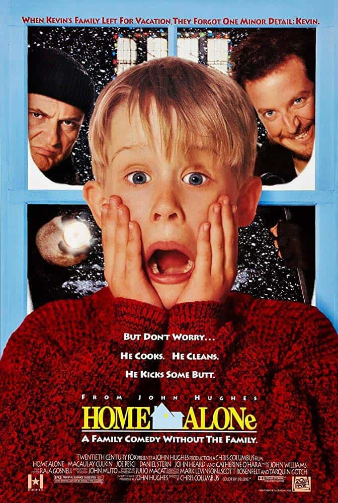 10 Christmas films to learn English - english course homestay